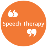 speech therapy quicklink